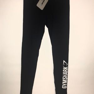 Gymshark Black Core Leggings